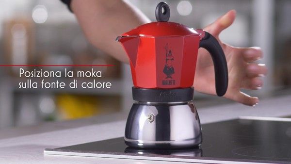 how to use bialetti moka
