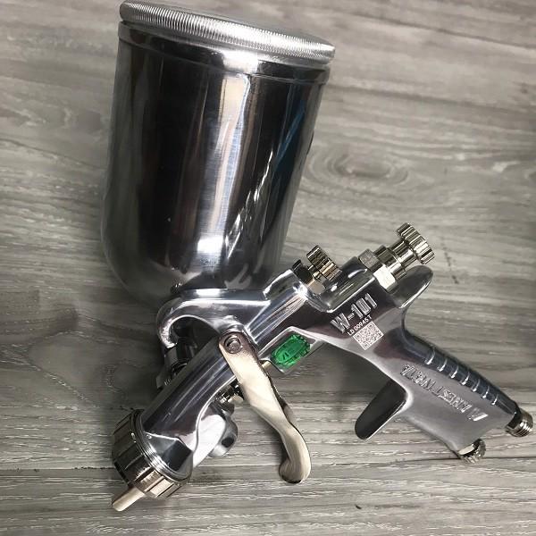 súng phun sơn w101 iwata lỗ phun 1.3mm