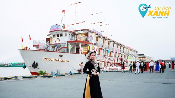 du thuyen indochina queen
