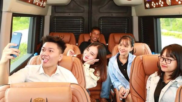 Xe Limousine Sài Gòn Phan Thiết Mũi Né