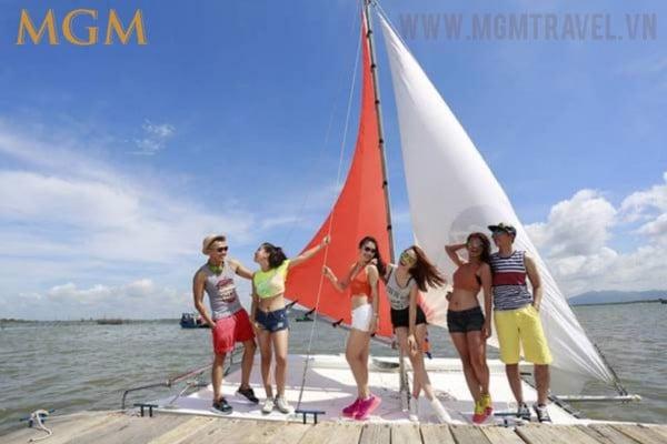 Bến du thuyền Marina vũng tàu mgm travel