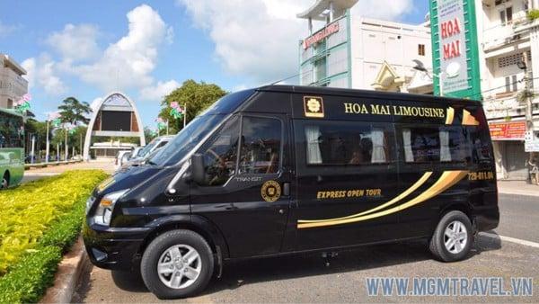 Xe Limousine Hoa Mai Vũng Tàu