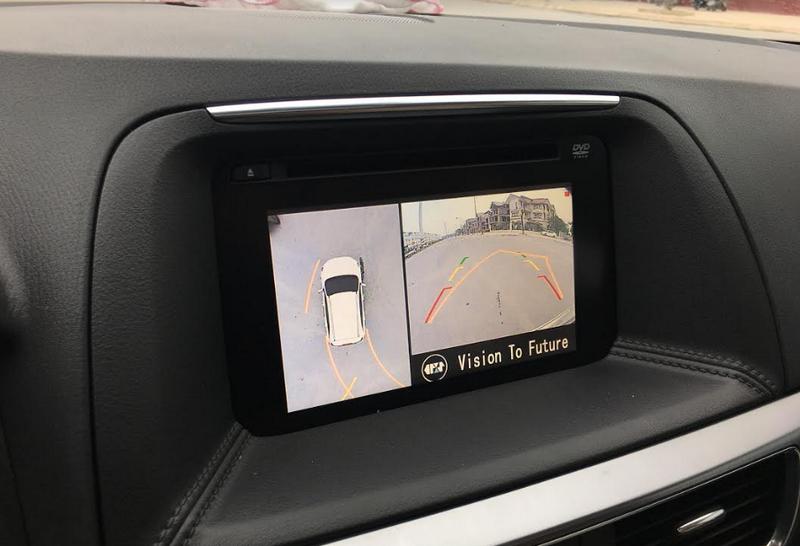 Camera gì tốt giúp quan sát lái xe an toàn nhất?