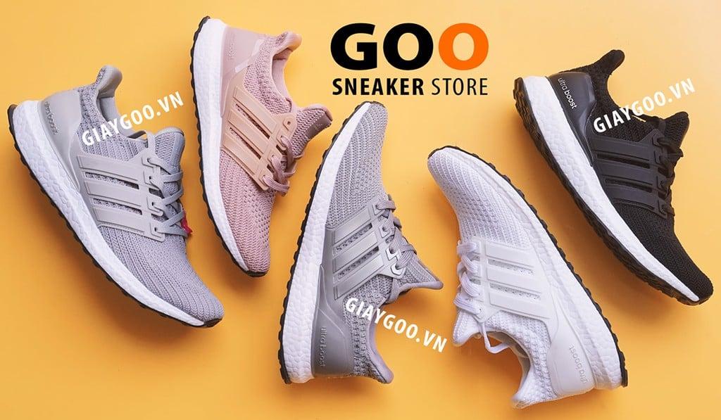 giày ultra boost tổng hợp