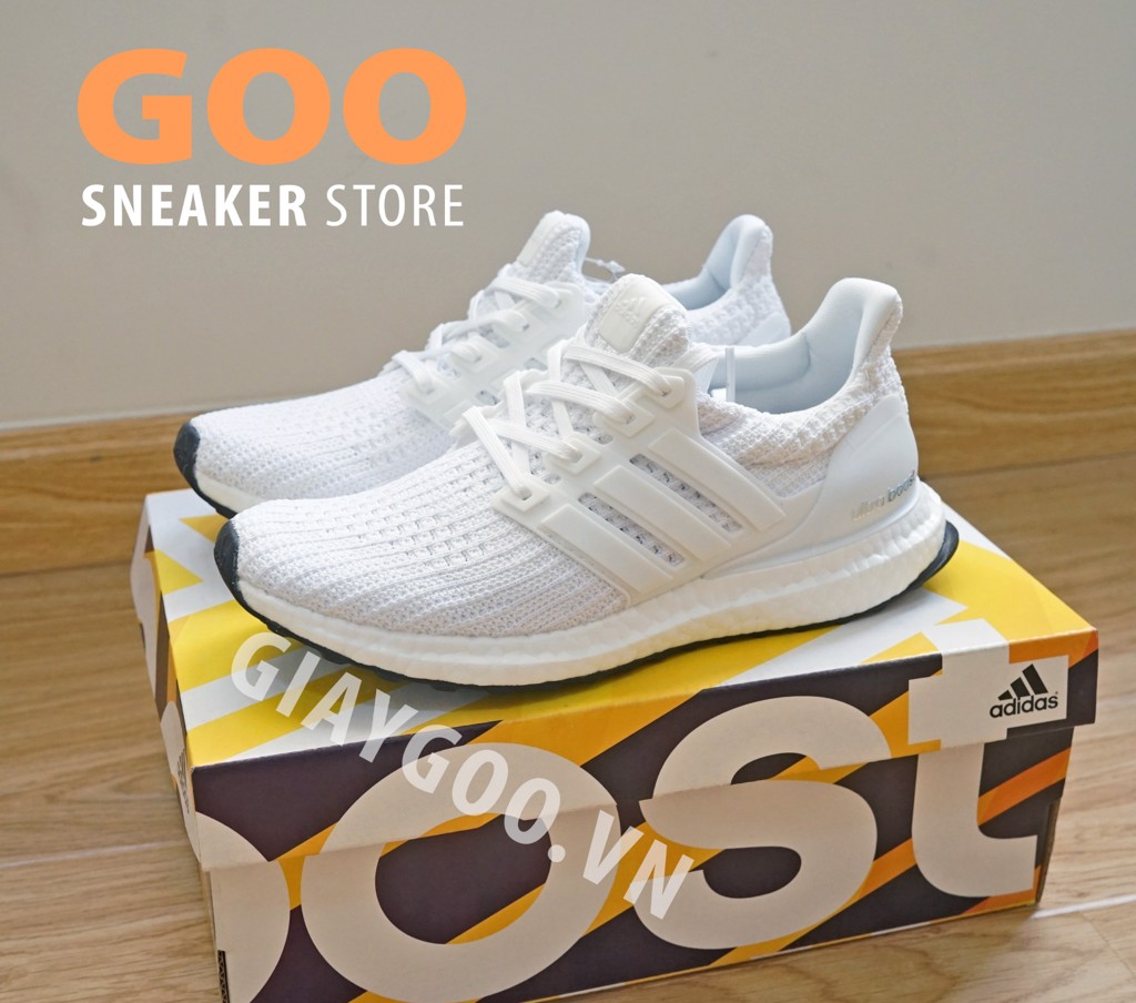 giày adidas ultra boost 4.0 trắng