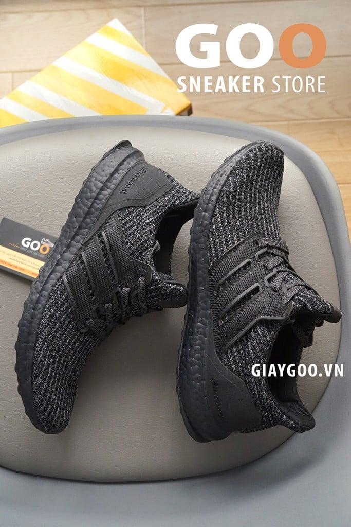 giày ultra boost 4.0 đen full