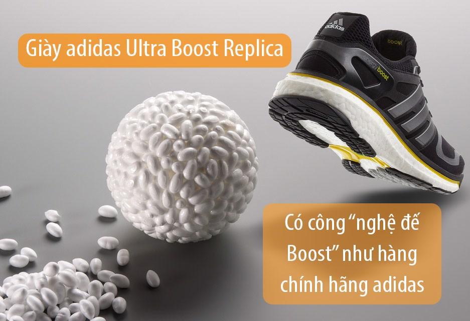 giày ultra boost replica có boost nén như chính hãng