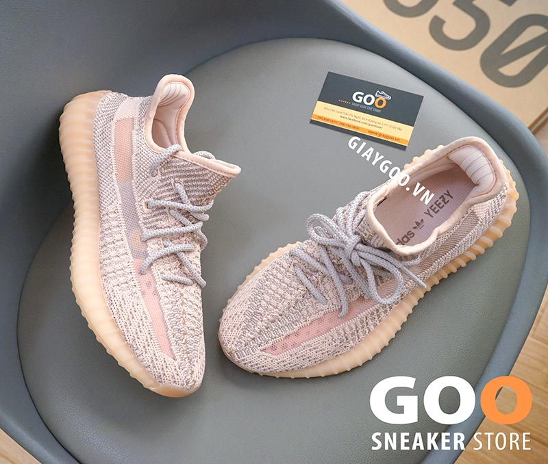 yeezy 350 synth rep 1:1 nữ