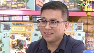Hành Trình Khởi Nghiệp Không Tưởng Của Chủ Tịch Nguyễn Phúc Đức Và Thế Giới Tí Hon - HTV9
