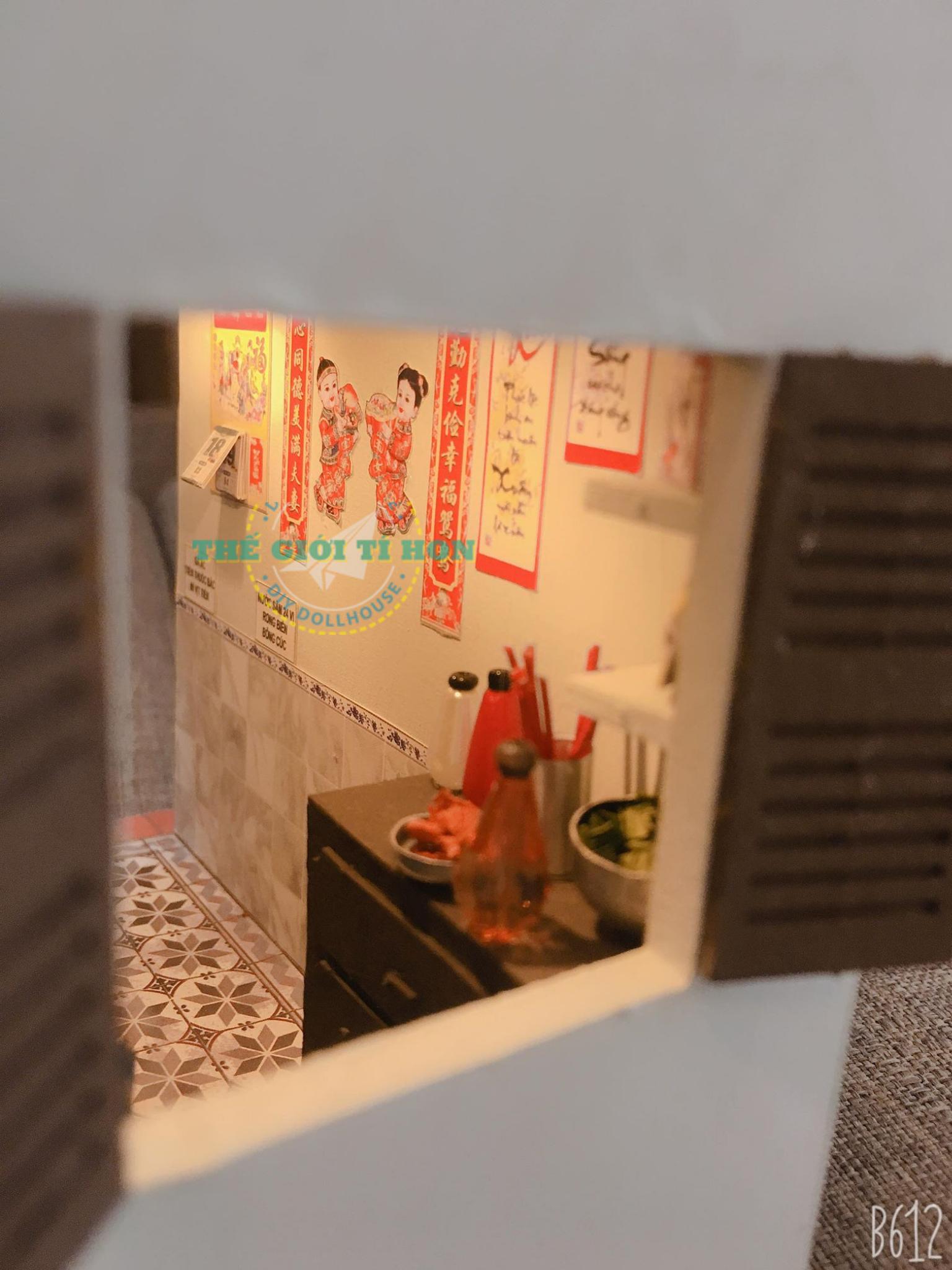 Cửa hàng  Sài Gòn Xưa Thu Nhỏ DIY Của Jenny Lương