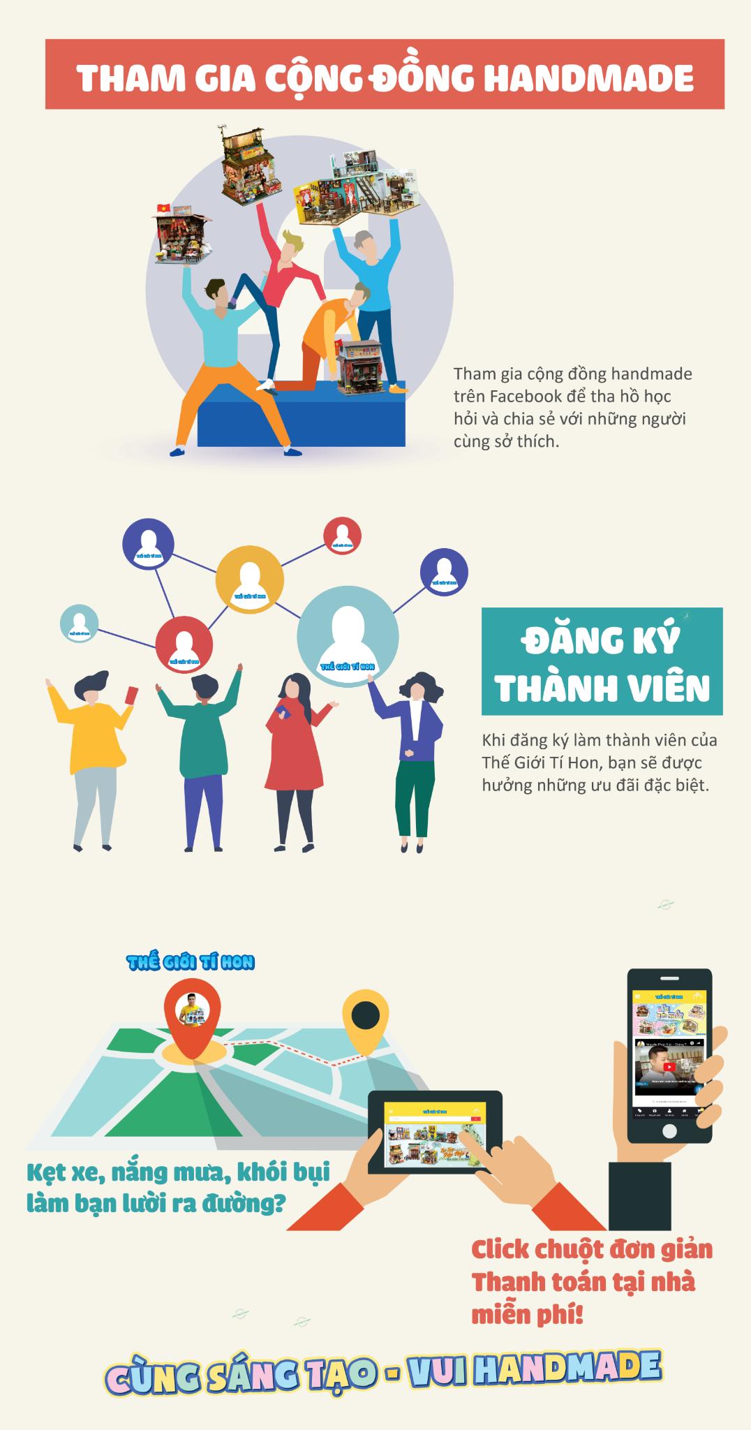 Mô Hình Nhà Gỗ DIY Tự Lắp Ghép Việt Nam - Hoàng Hôn Tím - VA02