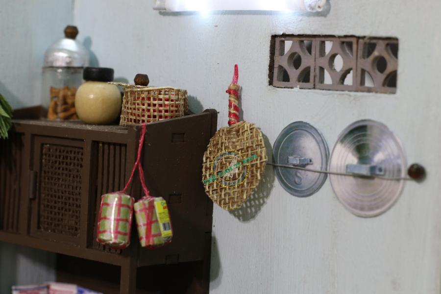 Mô Hình Thu Nhỏ Góc Bếp Ở Sài Gòn Hồi Xưa