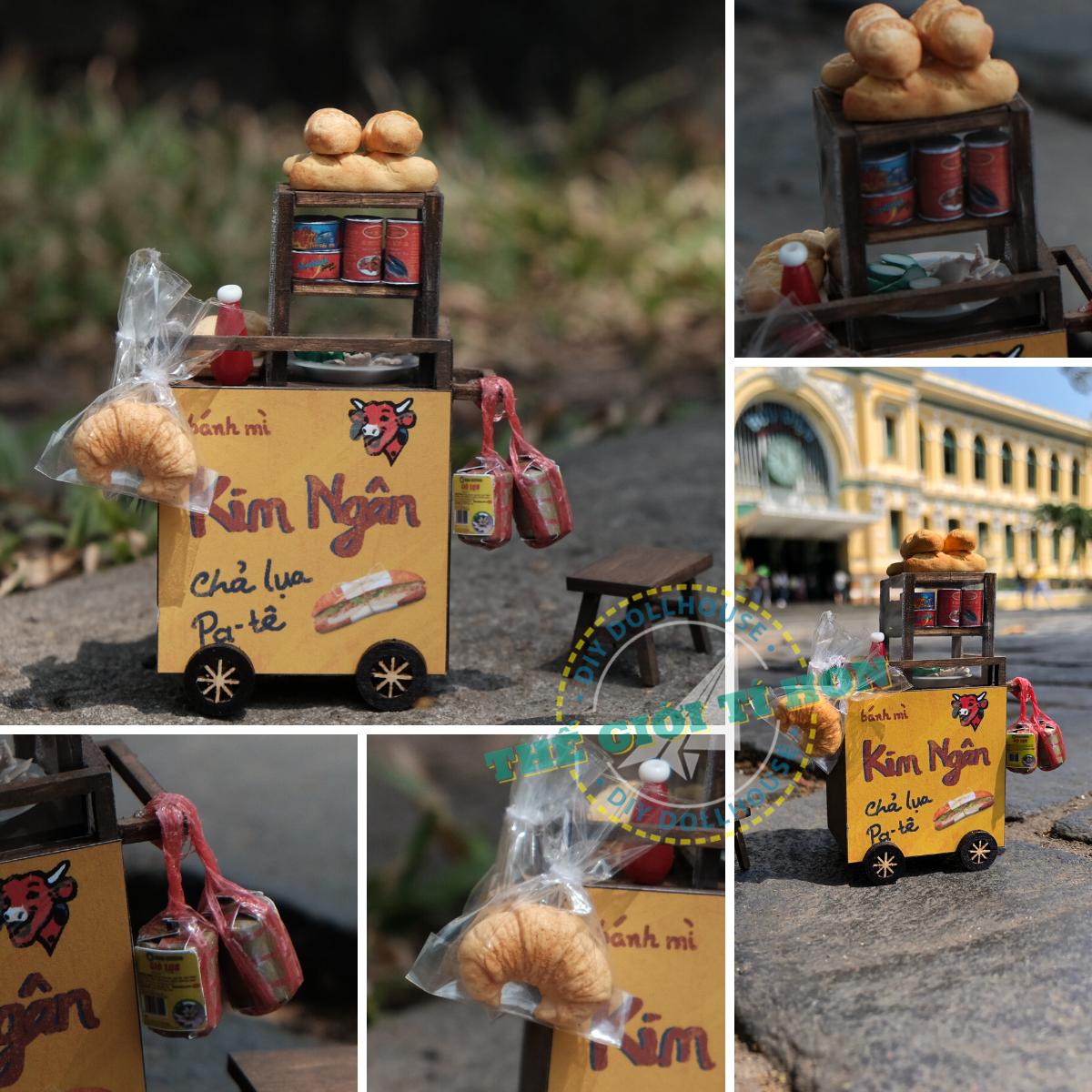 mô hình xe bánh mì tí hon ở sài gòn - HR04 (7)