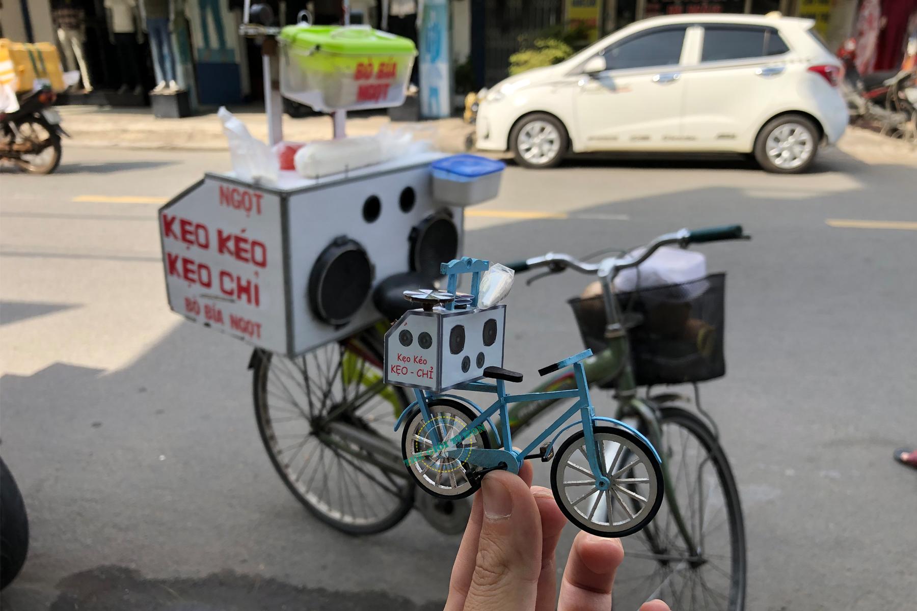 mô hình xe kẹo kéo sài gòn thu nhỏ - HR03 (8)