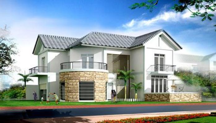 Biệt thự Thanh Hà Cienco 5 - kiến trúc tinh tế vượt thời gian