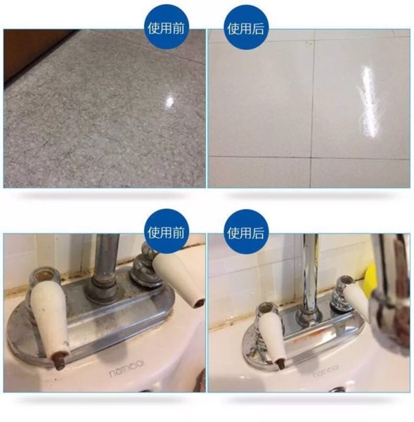 Chai xịt vệ sinh nhà tắm Liangyng Cleaning Agent 500ml