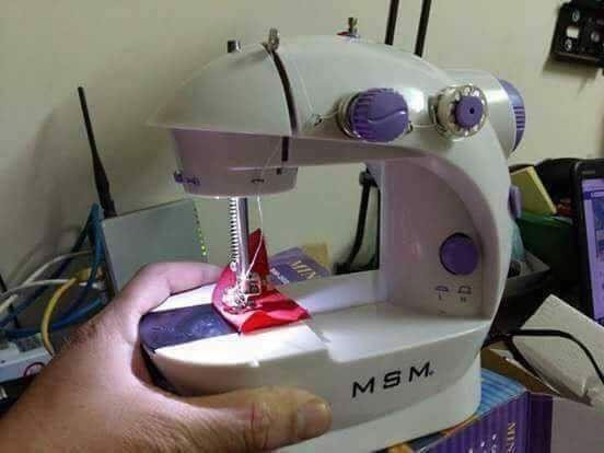 Máy may mini Top Sewing Machine CMD 209
