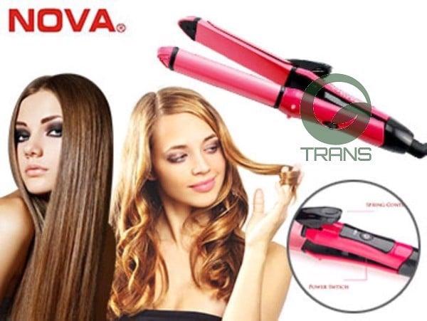 Lược điện uốn tóc đa năng Nova, lược điện nova uốn tóc, lược điện uốn cụp, lược điện nova 8890, lược điện nova uốn cụp, lược điện nova có tốt không, lược điện 3 in 1 nova, review lược điện nova, lược điện uốn tóc, lược điện nova 8810,