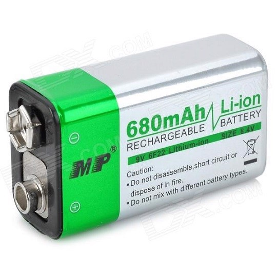 Pin Lithium-ion