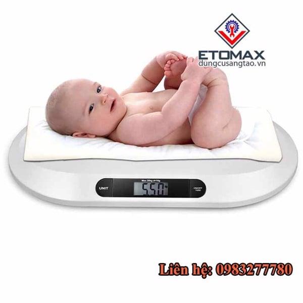 Cân điện tử cho trẻ sơ sinh baby scale