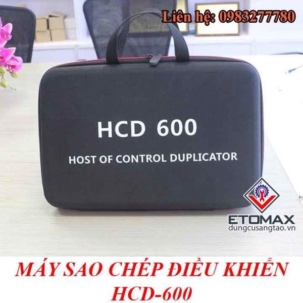 Máy sao chép điều khiển cửa cuốn HCD-600 PRO