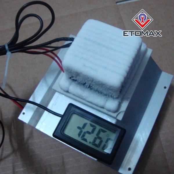 Tấm bán dẫn làm lạnh siêu công nghệ, sò nóng lạnh