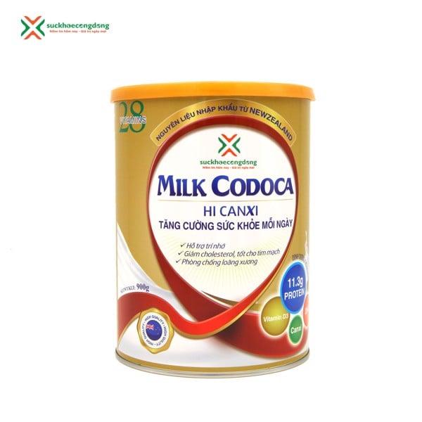 Sữa Milk Codoca – Sản phẩm chứa rất nhiều loại vitamin giúp cung cấp một cách toàn diện cho các bộ phận cơ thể