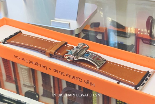 hermes deployment buckle apple watch
