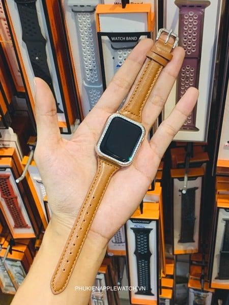 dây da nhỏ cho apple watch
