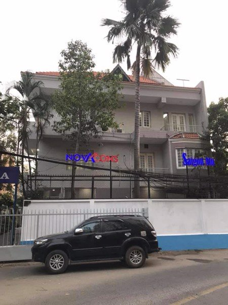 Expanded branch office at 121 Hong Ha, Ward 2, Tan Binh District, Ho Chi Minh City.