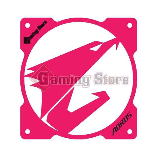 Gaming Store Grill Fan Aorus GS15 Pink