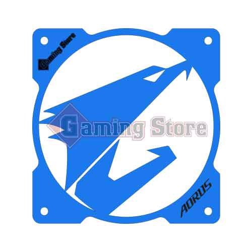 Gaming Store Grill Fan Aorus GS15 Blue