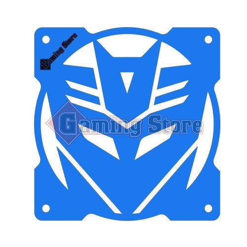 Gaming Store Grill Fan Decepticon GS28 Blue