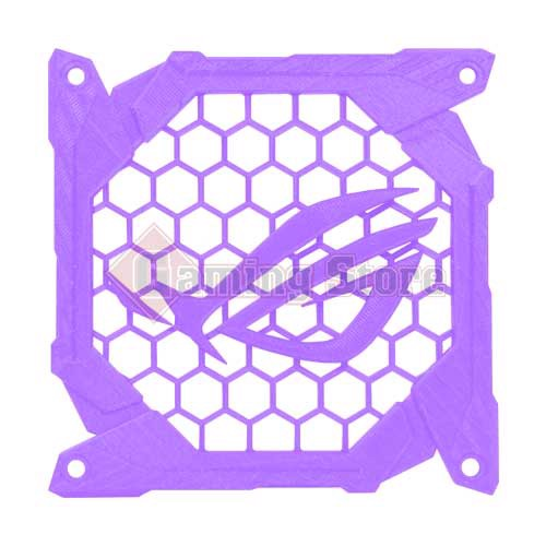 Gaming Store Grill Fan Asus ROG GS13 Purple