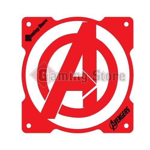 Gaming Store Grill Fan Avengers GS16 Red