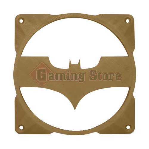 Gaming Store Grill Fan Batman GS14 Brown