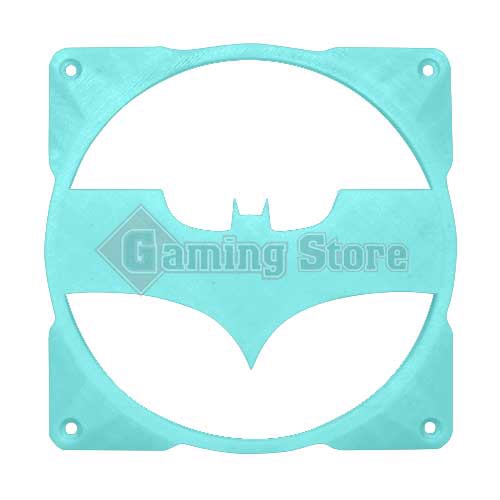 Gaming Store Grill Fan Batman GS14 Cyan