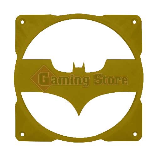 Gaming Store Grill Fan Batman GS14 Gold