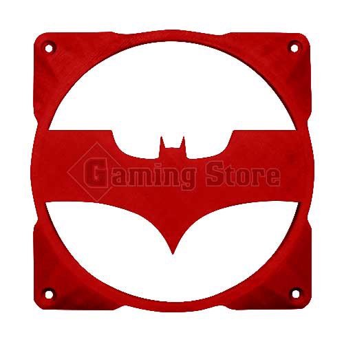 Gaming Store Grill Fan Batman GS14 Red