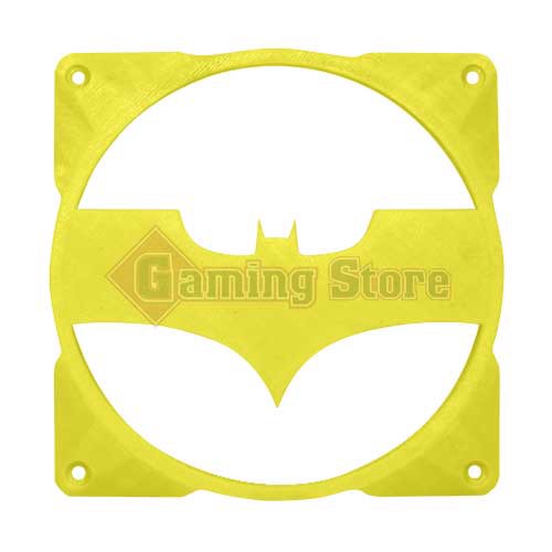 Gaming Store Grill Fan Batman GS14 Yellow
