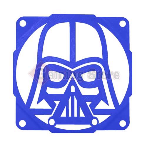 Gaming Store Grill Fan Darth Vader GS8 Blue
