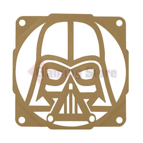 Gaming Store Grill Fan Darth Vader GS8 Brown