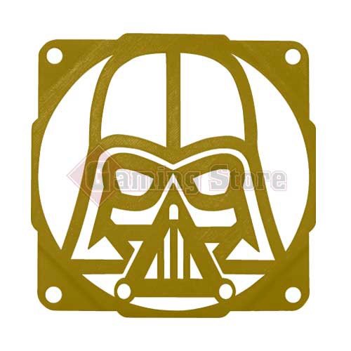 Gaming Store Grill Fan Darth Vader GS8 Gold