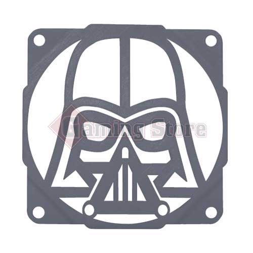 Gaming Store Grill Fan Darth Vader GS8 Gray