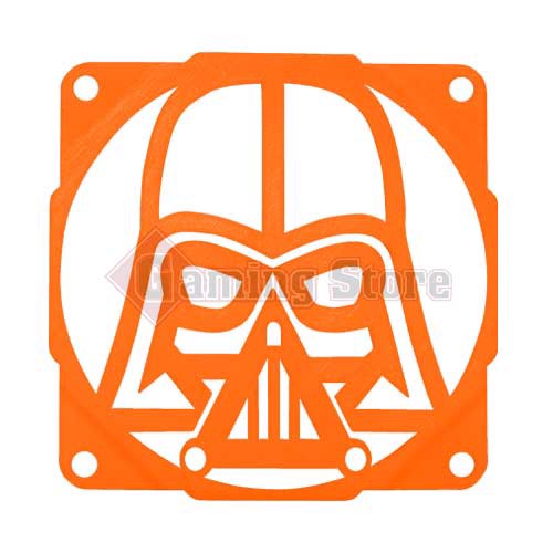 Gaming Store Grill Fan Darth Vader GS8 Orange