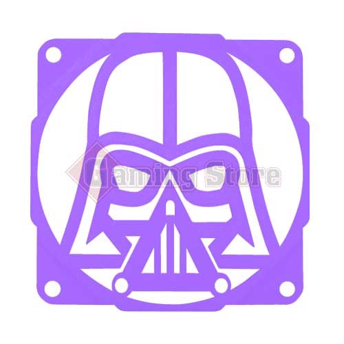 Gaming Store Grill Fan Darth Vader GS8 Purple