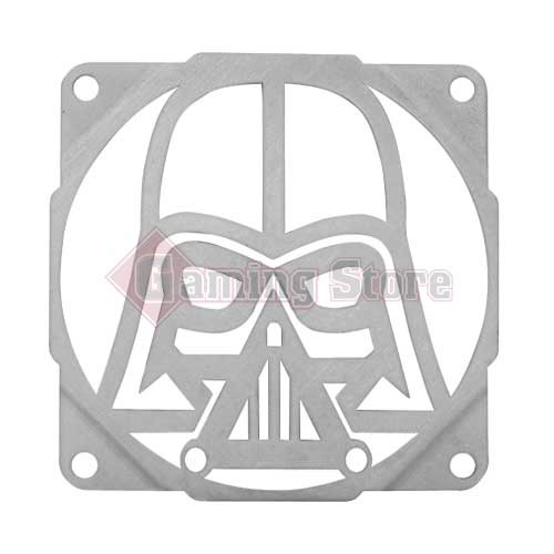 Gaming Store Grill Fan Darth Vader GS8 Silver