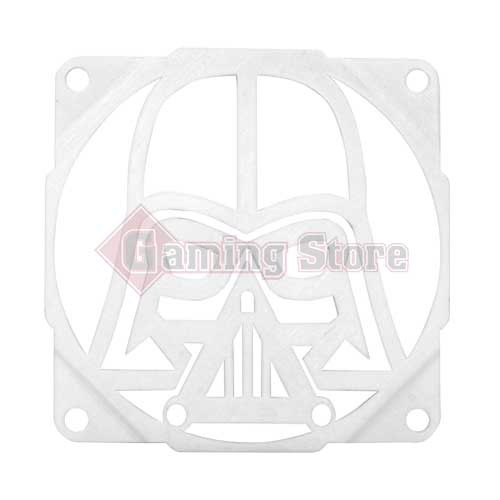 Gaming Store Grill Fan Darth Vader GS8 White