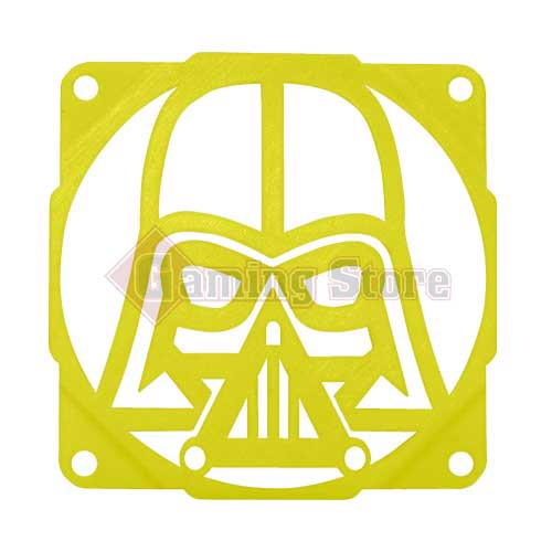 Gaming Store Grill Fan Darth Vader GS8 Yellow