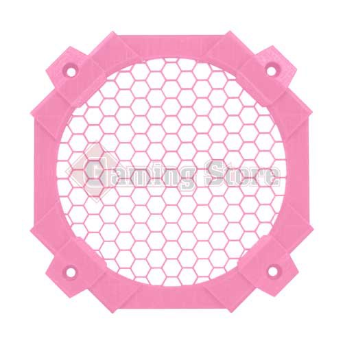Gaming Store Grill Fan DIY GS12 Pink
